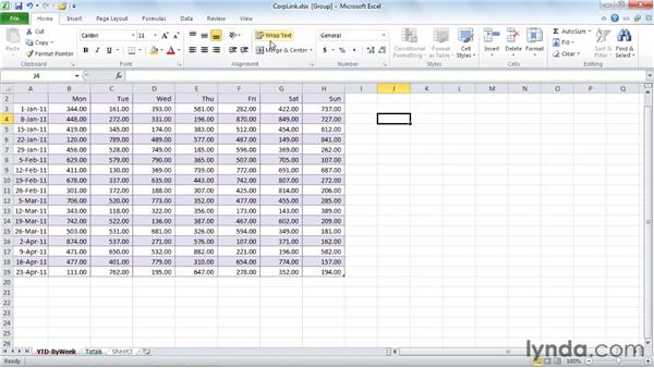 Locating and managing links between multiple workbooks: Excel 2010: Managing Multiple Worksheets and Workbooks
