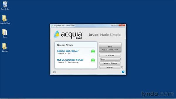 Deleting Drupal: Drupal 7 Essential Training