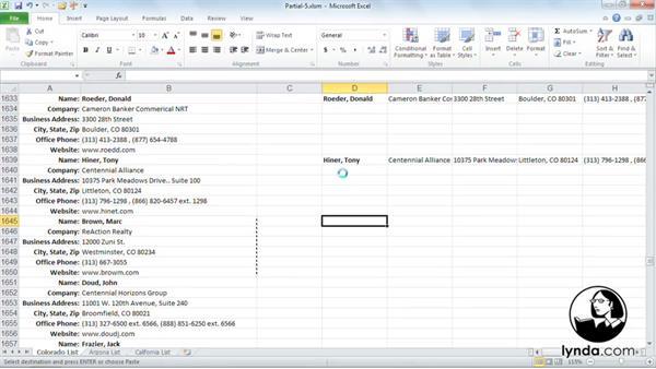 Welcome: Excel 2010: Macros in Depth