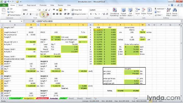 Understanding what a macro does: Excel 2010: Macros in Depth