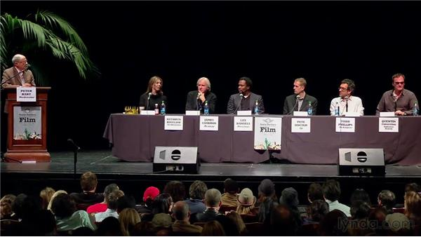Questions and answers: 2010 SBIFF Directors' Panel: On Directing