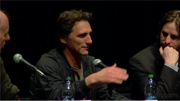 Working with directors: 2010 SBIFF Producers' Panel: Movers and Shakers