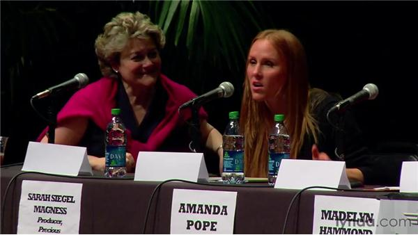 Special challenges: 2010 SBIFF Women's Panel: Creative Women in the Business