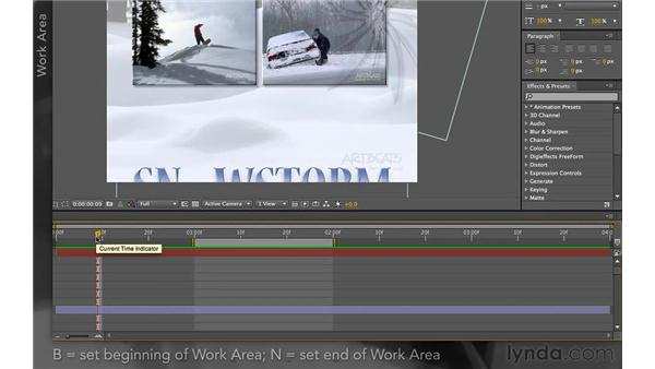 Previewing: After Effects Apprentice 01: Pre-Roll