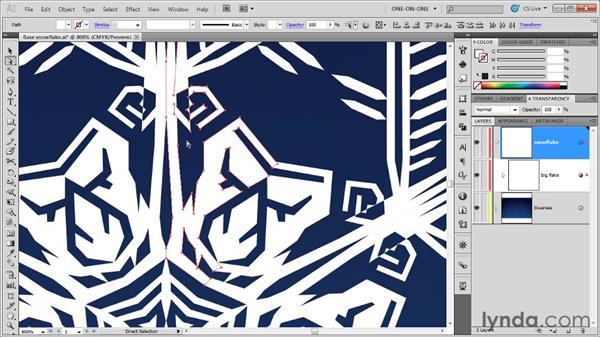 The wonders of editing dynamic artwork: Illustrator CS5 One-on-One: Mastery