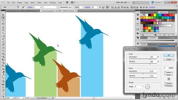 Making last-minute tweaks and edits: Illustrator CS5 One-on-One: Mastery