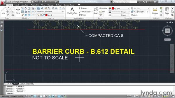 Underlining single-line text: AutoCAD: Tips, Tricks, and Industry Secrets