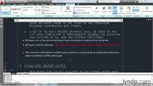 Removing formatting from MTEXT: AutoCAD: Tips, Tricks, and Industry Secrets