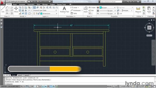 "Creating ""one-click"" dimensions: AutoCAD: Tips, Tricks, and Industry Secrets"