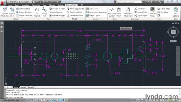 Finding dimensions with false values: AutoCAD: Tips, Tricks, and Industry Secrets