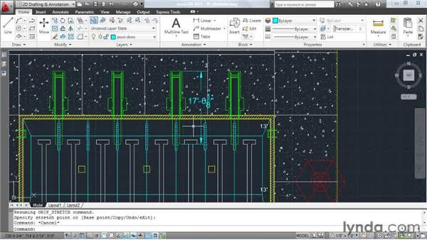 Making dimensions easier to read: AutoCAD: Tips, Tricks, and Industry Secrets