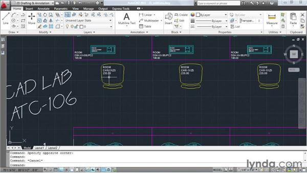 Making global edits to attribute data: AutoCAD: Tips, Tricks, and Industry Secrets
