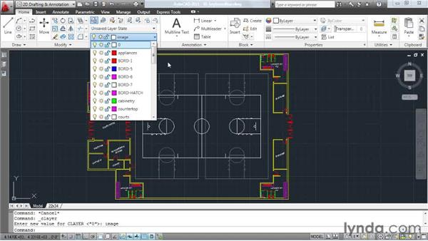 Navigating layer lists using the keyboard: AutoCAD: Tips, Tricks, and Industry Secrets