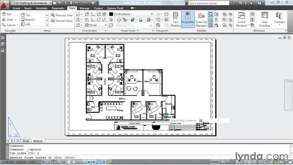Accessing viewports within viewports: AutoCAD: Tips, Tricks, and Industry Secrets