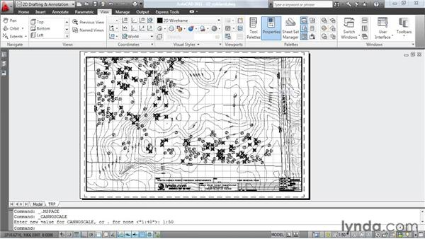 Creating viewports with islands: AutoCAD: Tips, Tricks, and Industry Secrets