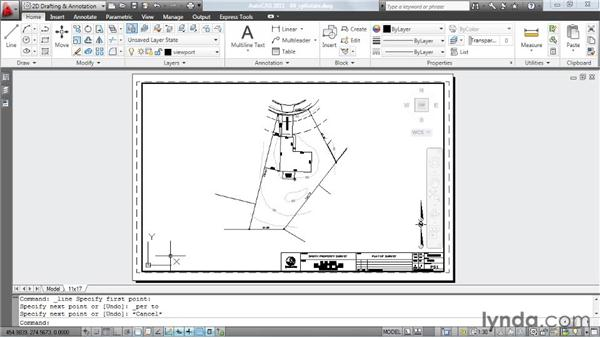 Rotating viewport content to match layout: AutoCAD: Tips, Tricks, and Industry Secrets