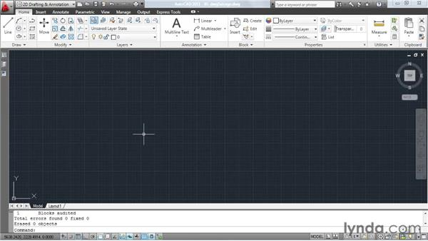 Salvaging data from a corrupt drawing: AutoCAD: Tips, Tricks, and Industry Secrets