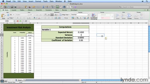 Working with Excel 2011 functions: Migrating from Excel 2008 for Mac to Excel 2011
