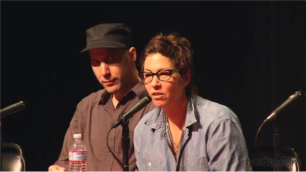 The writer's journey (cont.): 2011 SBIFF Writers' Panel: It Starts with the Script