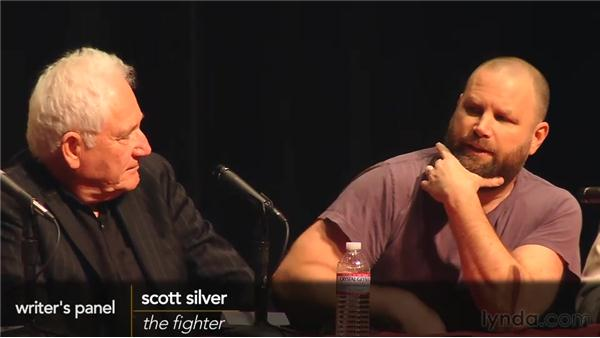 Research and inspiration: 2011 SBIFF Writers' Panel: It Starts with the Script