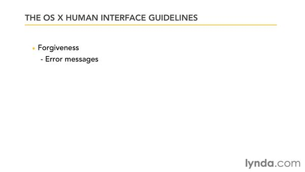 Understanding the human interface guidelines: Distributing Mac OS X Applications Through the App Store
