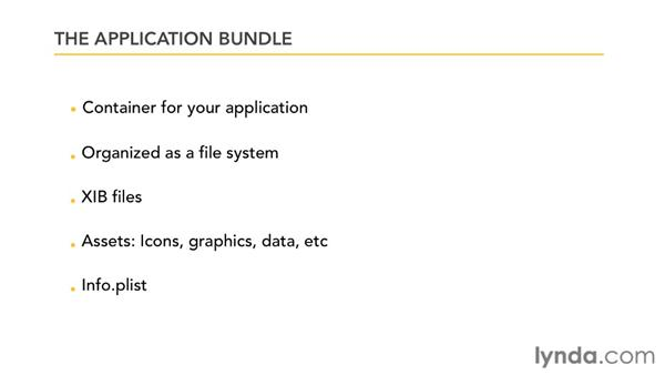 Understanding the application bundle: Distributing Mac OS X Applications Through the App Store