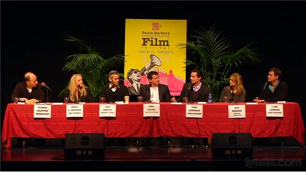 Creative liberties: 2011 SBIFF Producers' Panel: Movers and Shakers