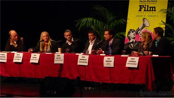 The producer/director relationship: 2011 SBIFF Producers' Panel: Movers and Shakers
