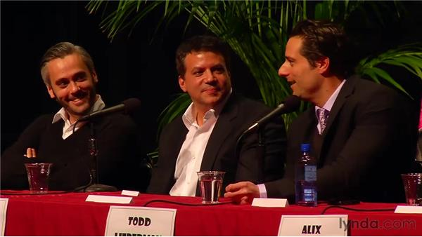 A matter of taste: 2011 SBIFF Producers' Panel: Movers and Shakers