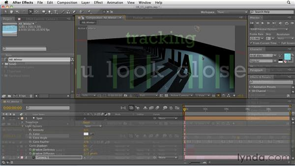 Defining motion graphics: After Effects: Principles of Motion Graphics