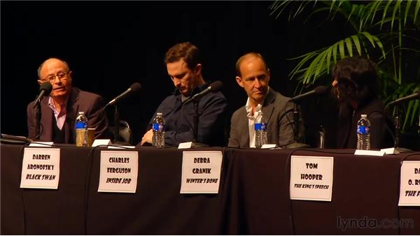 Working with actors: 2011 SBIFF Directors' Panel: Directors On Directing