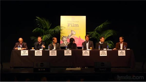 Giving thanks: 2011 SBIFF Directors' Panel: Directors On Directing
