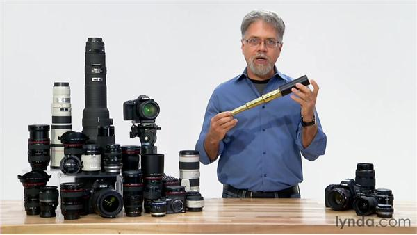 What is a lens?: Foundations of Photography: Lenses