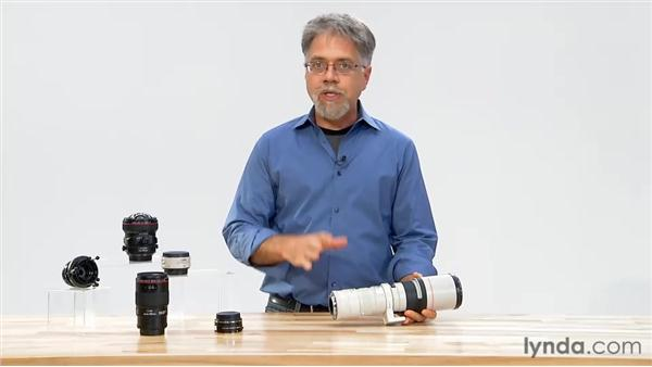 Specialty lenses: Foundations of Photography: Lenses