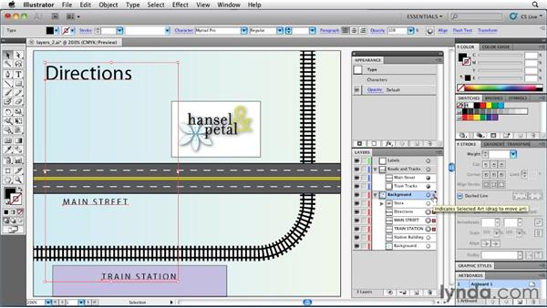 Copying artwork and appearances: Illustrator Insider Training: Rethinking the Essentials