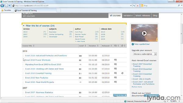 Goodbye: Excel 2010: Data Validation in Depth