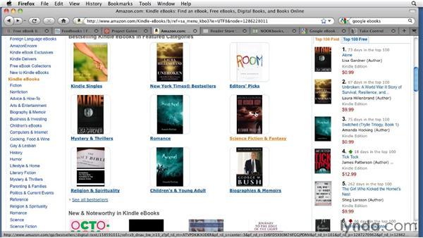 Where do I find and sell ebooks?: InDesign CS4 to EPUB, Kindle, and iPad