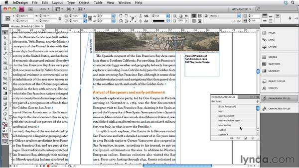 What can and can't be converted from INDD to EPUB: InDesign CS4 to EPUB, Kindle, and iPad