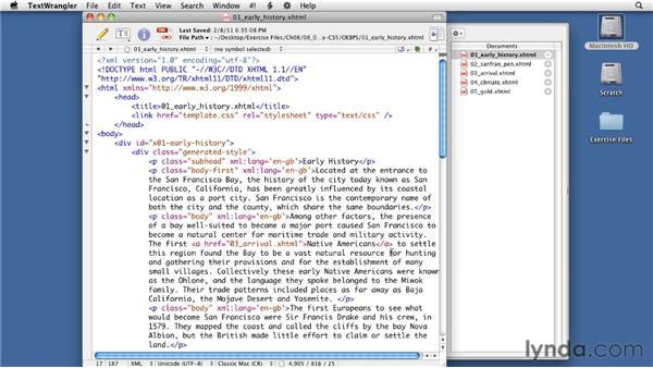Creating links: InDesign CS4 to EPUB, Kindle, and iPad