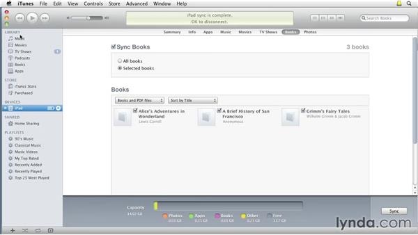 Previewing for the iBooks app: InDesign CS5 to EPUB, Kindle, and iPad