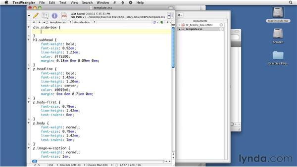 Setting text wrap rules: InDesign CS5 to EPUB, Kindle, and iPad