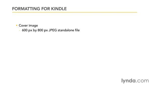 Preparing your EPUB file for Kindle conversion: InDesign CS5 to EPUB, Kindle, and iPad