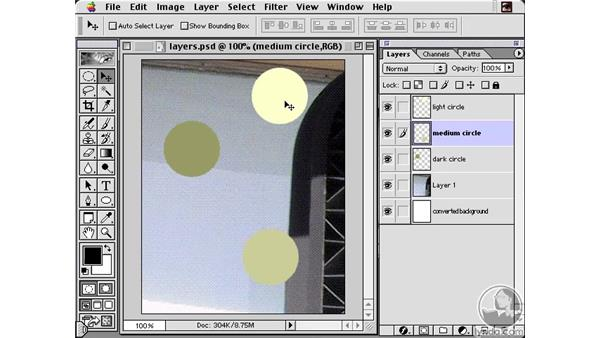 Move Tools with Layers: Learning Photoshop 6 and ImageReady 3 for the Web