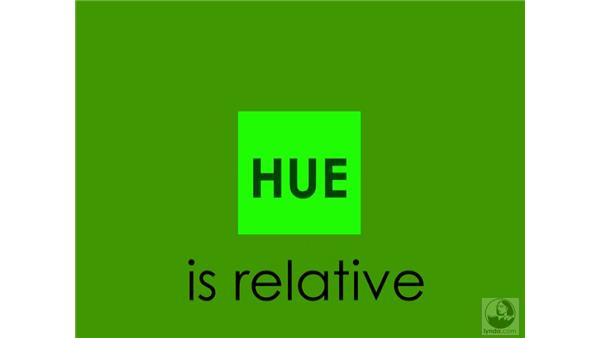 relative hue: Working with Color