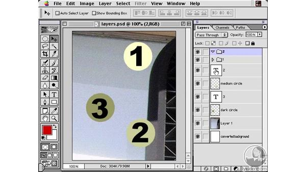 Layer Sets: Learning Photoshop 6 and ImageReady 3 for the Web