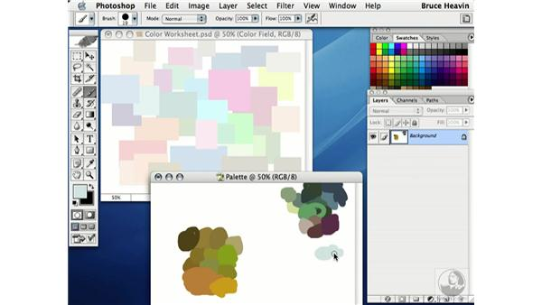 tinting colors: Working with Color