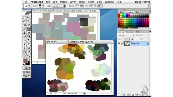 toning colors: Working with Color