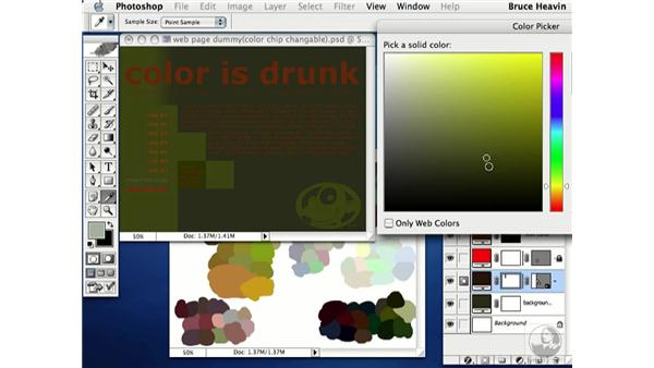 applying color 2: Working with Color