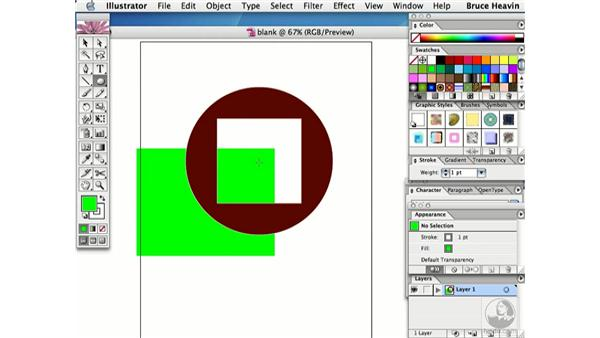 building template part 4: Working with Color