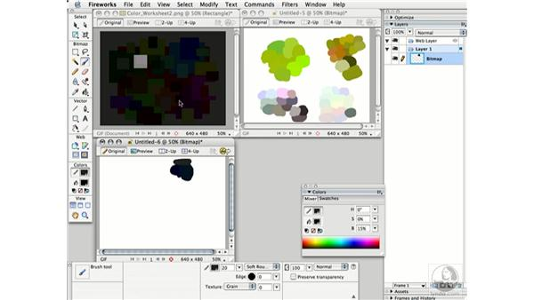 shading colors: Working with Color